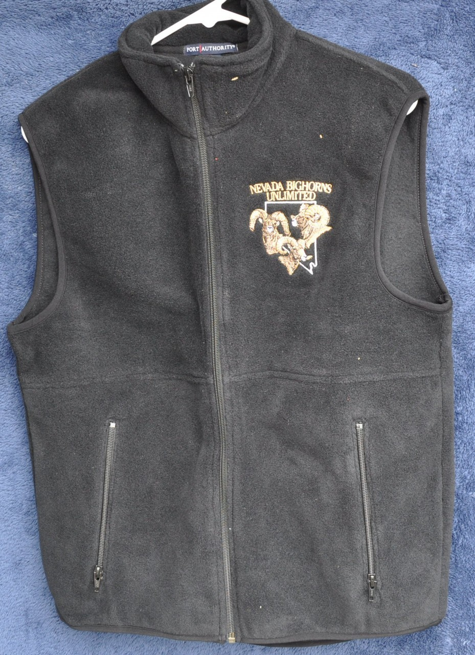 3 Sheep Fleece Vest