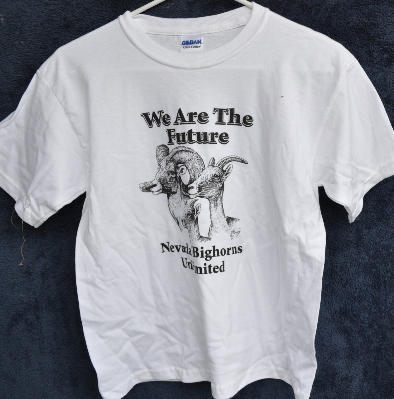 Youth Future Short Sleeve T Shirt