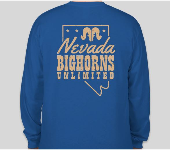 NBU 40 years Long Sleeve Shirt
