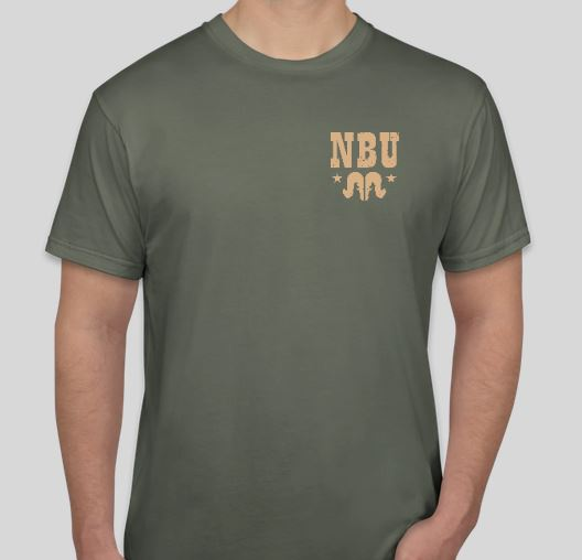 NBU 40 Years Short Sleeve Shirt